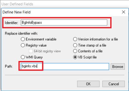 Bypassing Application Whitelisting with BGInfo – Oddvar Moe's Blog