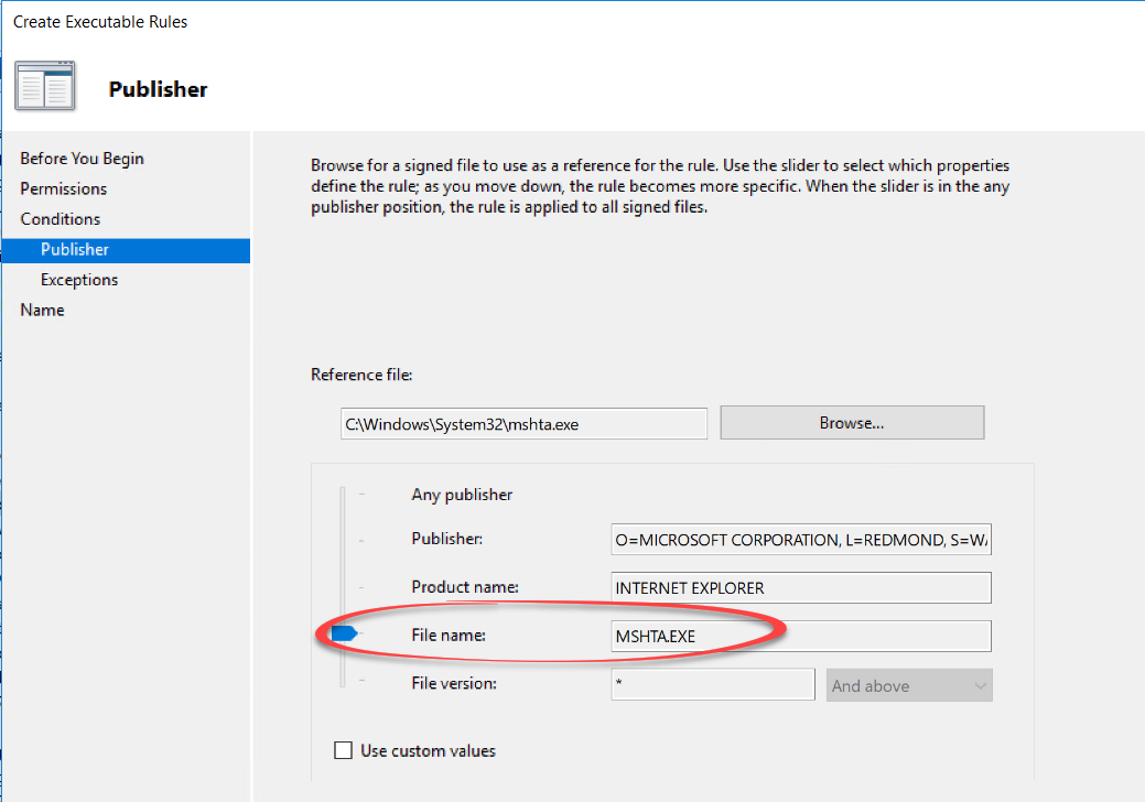 Harden Windows with AppLocker – based on Case study part 2